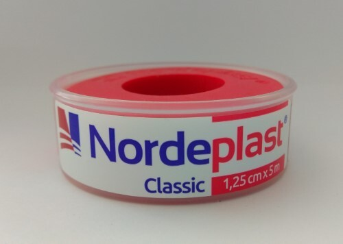 Купить Набор nordeplast пластырь мед фикс ткан classik 1,25смх5м 2 уп по цене 1! цена