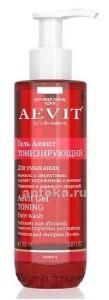 Купить Vitamins aevit аевит гель тонизирующий для умывания 200мл цена