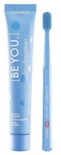 Купить Зубная паста be you daydreamer 90мл + зубная щетка взрослая ultrasoft/набор цена