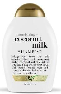 Купить Питательный шампунь с кокосовым молоком 385мл цена