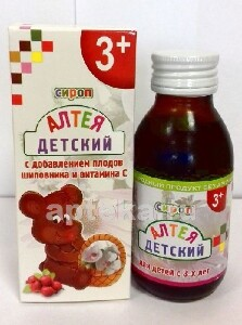 Купить Алтея сироп детский цена