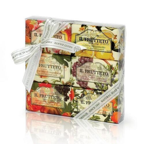 Купить Nesti dantе il frutteto мыло фруктовая коллекция 6x150,0/набор/ цена