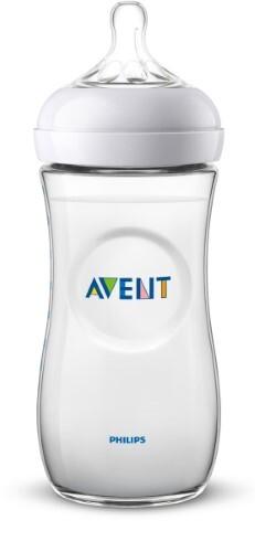 Avent бутылочка для кормления 330мл natural scf036/17