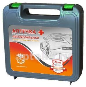 Купить Аптечка первой помощи автомобильная дорожная медицина витал тип 10/2/8816 цена