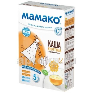 Купить Каша кукурузная на козьем молоке цена