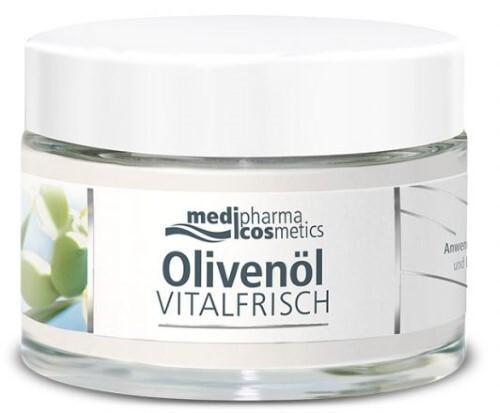 Купить Olivenol vitalfrisch крем для лица ночной против морщин 50мл цена