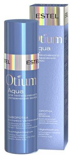 Купить Professional otium aqua сыворотка для волос экспресс-увлажнение 100мл цена
