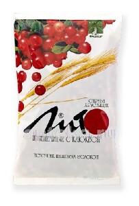 Купить Отруби пшеничн хруст сладкие кальций/клюква цена