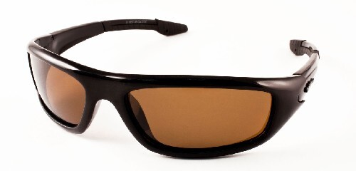 Очки поляризационная спорт/коричневая линза/s11857