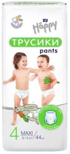 Купить Baby happy подгузники-трусики для детей цена