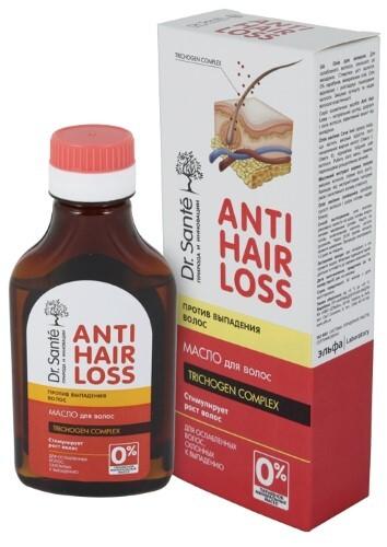 Купить Anti hair loss масло для волос 100мл цена