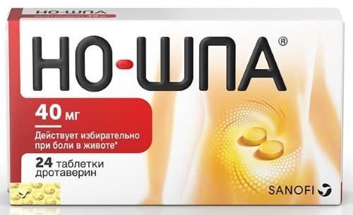 Купить НО-ШПА 0,04 N24 ТАБЛ цена
