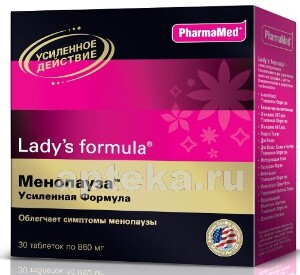 Леди-с формула менопауза усил формула