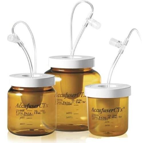 Купить Помпа микроинфузионная accufuser стх непрерывная инфузия с постоянной скоростью 100мл/скорость потока 2,0мл/час цена