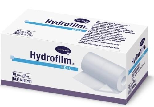 Купить Пластырь hydrofilm roll из прозрачной пленки в рулоне 10смх2м цена