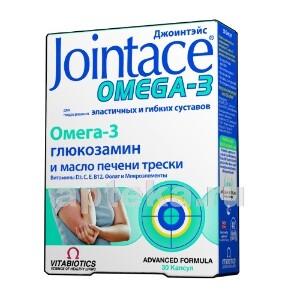 Купить Джоинтэйс омега-3 глюкозамин цена