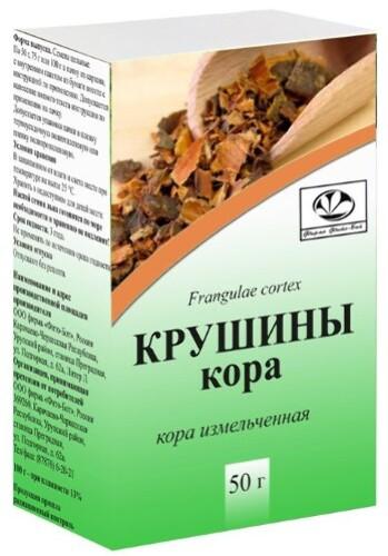 Купить КРУШИНЫ КОРА 50,0/ФИТО-БОТ/ цена