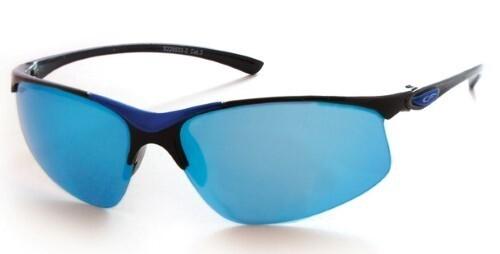 Купить Очки поляризационные спорт/коричнево голубая зеркальная линза/s228933 цена