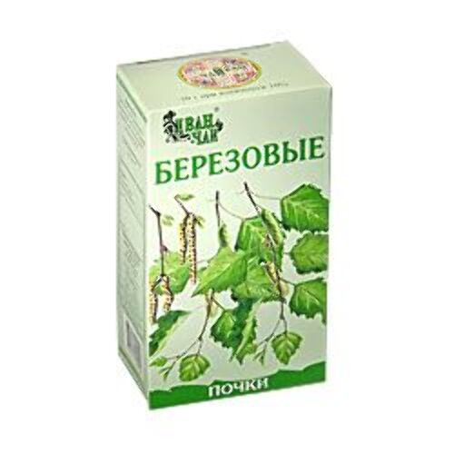 Купить Березы почки 50,0 /иван-чай/ цена