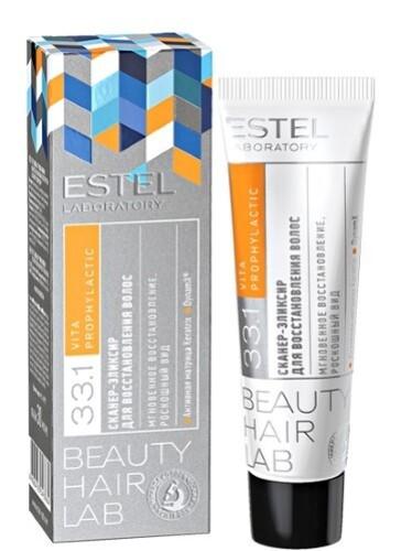 Купить Beauty hair lab сканер-эликсир для восстановления волос 30 мл цена