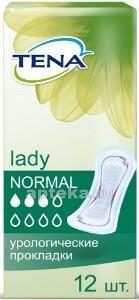 Купить Lady normal урологические прокладки n12 цена