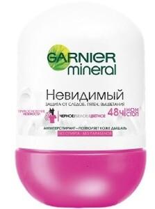 Купить Mineral невидимый роликовый дезодорант 50мл цена