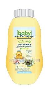 Купить Nature детская присыпка с натуральной пыльцой сосны 125,0 цена