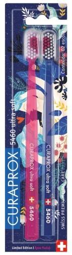 Купить Зубная щетка взрослая ultrasoft duo love n2/набор цена