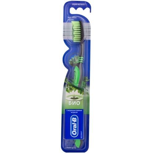 Купить Зубная щетка био средней жесткости цена