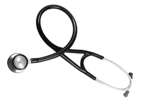 Купить СТЕТОСКОП МЕДИЦИНСКИЙ 04-АМ420 DELUX MASTER/ЧЕРНЫЙ цена
