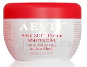 Купить Vitamins aevit аевит soft крем универсальный увлажняющий 200мл цена