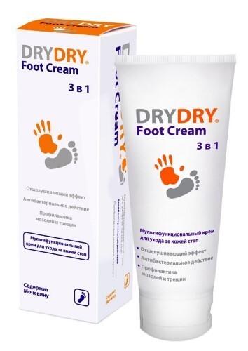 Купить Foot cream мультифункциональный крем для ног 100мл цена