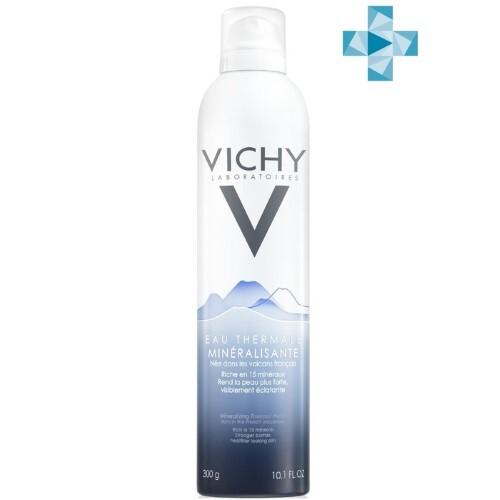 Купить Vichy thermal water термальная вода минерализирующая 300мл цена
