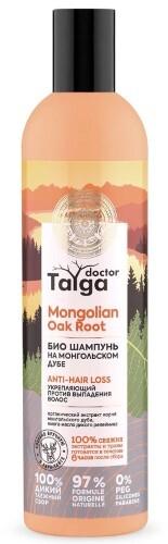 Купить Doctor taiga шампунь био укрепляющий против выпадения волос 400мл цена