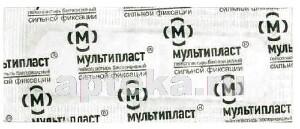 Купить Лейкопластырь бактерицидный мультипласт сильной фиксации цена