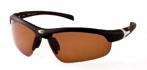 Очки поляризационные спорт коричневая линза/сf80797