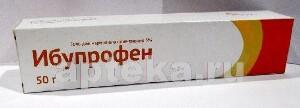 Купить Ибупрофен 5% 50,0 гель д/нар прим /озон/ цена