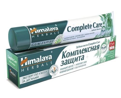 Купить Зубная паста комплексная защита complete care 75мл цена
