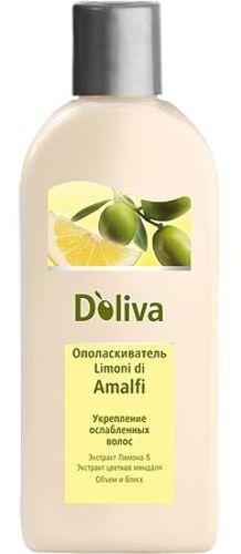 Купить Ополаскиватель limoni di amalfi для укрепления ослабленных волос 200 мл цена