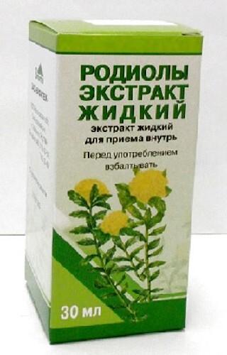 Купить Родиолы экстракт жидкий 30мл инд/уп /вифитех / цена