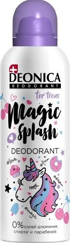Купить For teens дезодорант magic splash 125мл/спрей цена
