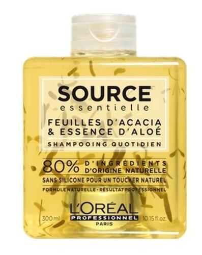 Купить Loreal professionnel source essentielle daily шампунь для всех типов волос для ежедневного применения 300мл цена