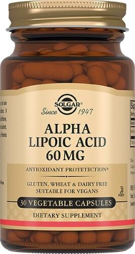 Купить Альфа-липоевая кислота цена