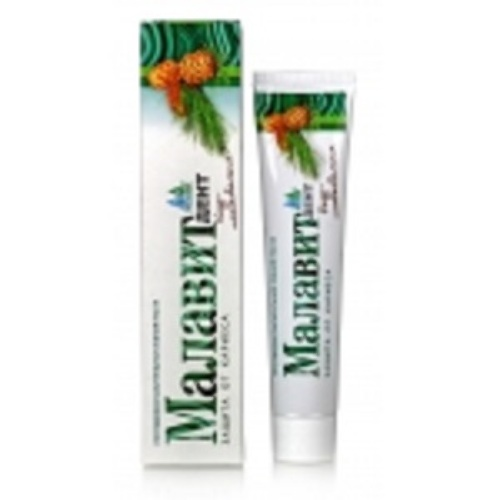 Купить Малавит-дент зубная паста кедр-можжевельник 75,0 цена