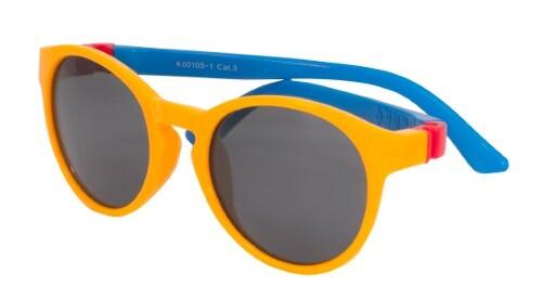 Kids очки поляризационные детские солнцезащитные в пластиковой оправе/к00105