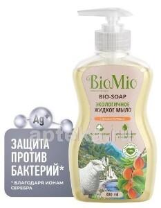 Купить Экологичное жидкое мыло с маслом абрикоса 300мл цена