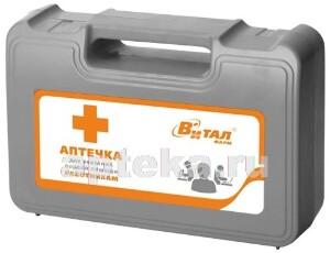 Аптечка первой помощи работник виталфарм/2104