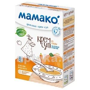 Купить Крем-суп из тыквы на козьем молоке 150,0 цена