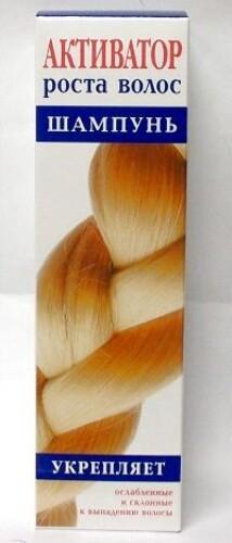 Купить Активатор роста волос шампунь 250 мл цена