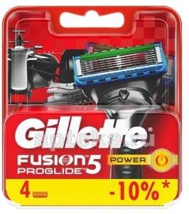 Купить Fusion proglide power кассеты сменные для безопасных бритв n4 цена